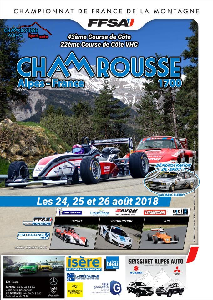 chamrousse 2018